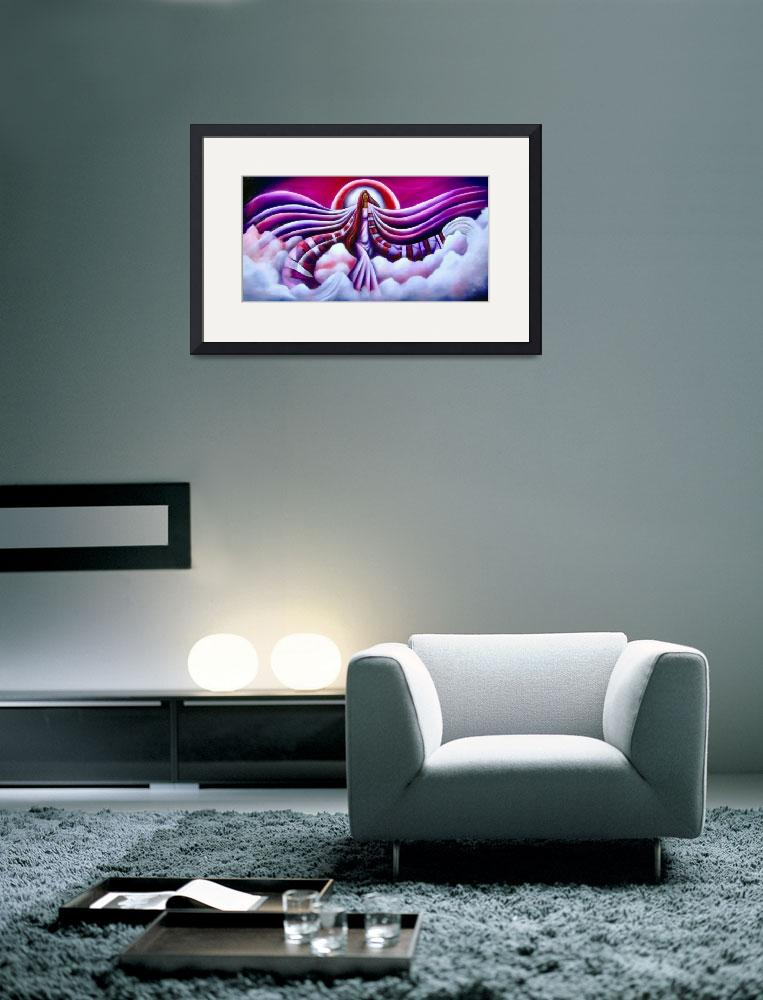 """""""Wings of Faith&quot  by leegrissett"""