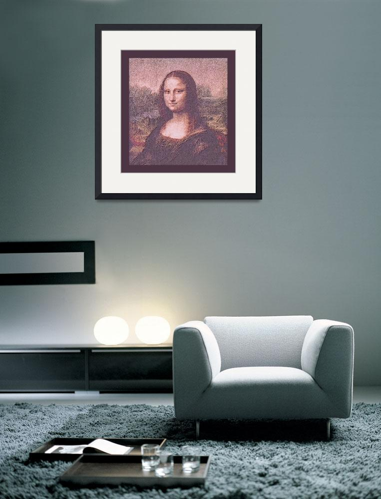 """""""Mona Lisa&quot  (2013) by TheNorthernTerritory"""