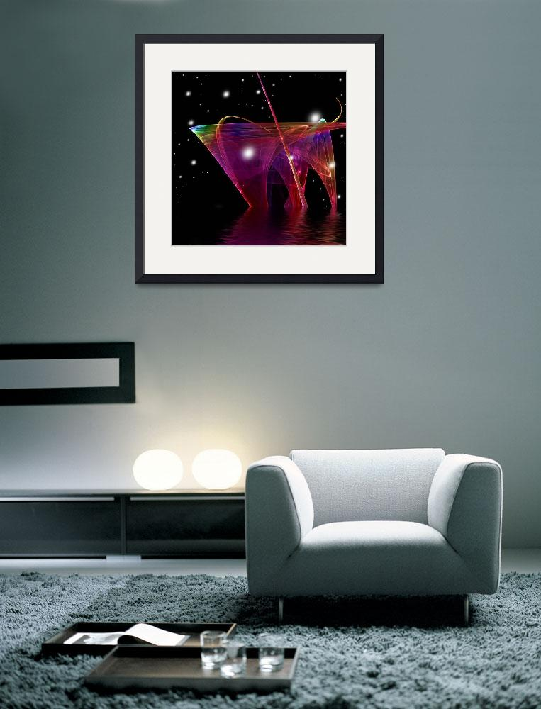 """""""Celestial Art - Untitled&quot  (2009) by marksedgwick"""