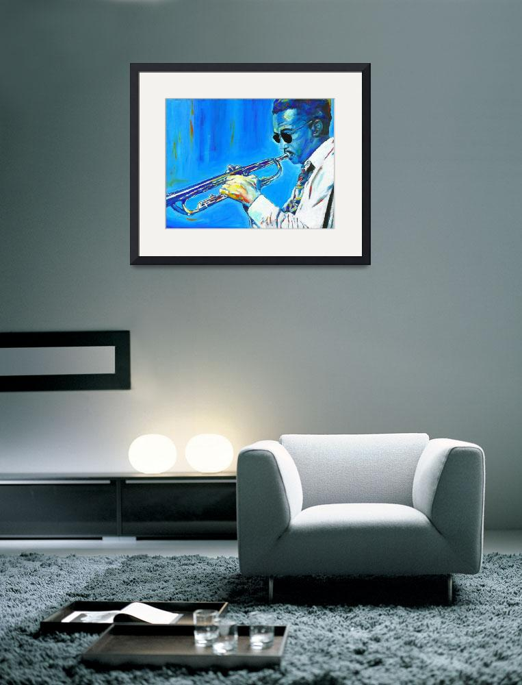 """""""Miles Davis~Birth of the Cool&quot  (2015) by Vel"""