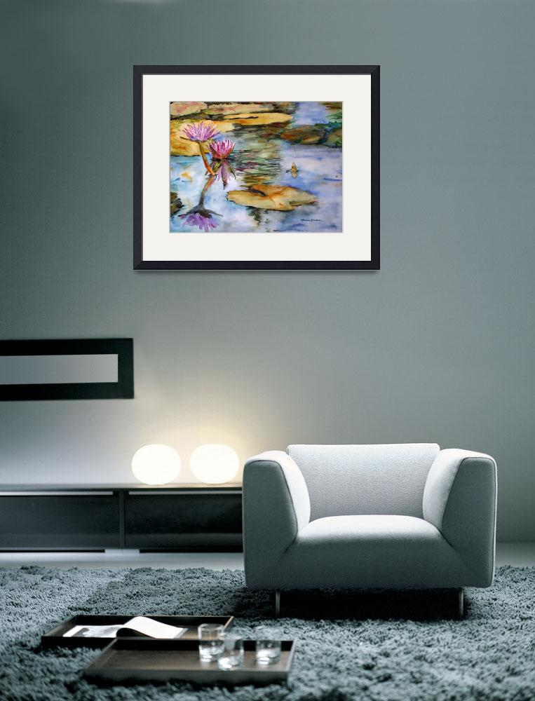 """""""Lily Pair""""  (2006) by schulmanart"""
