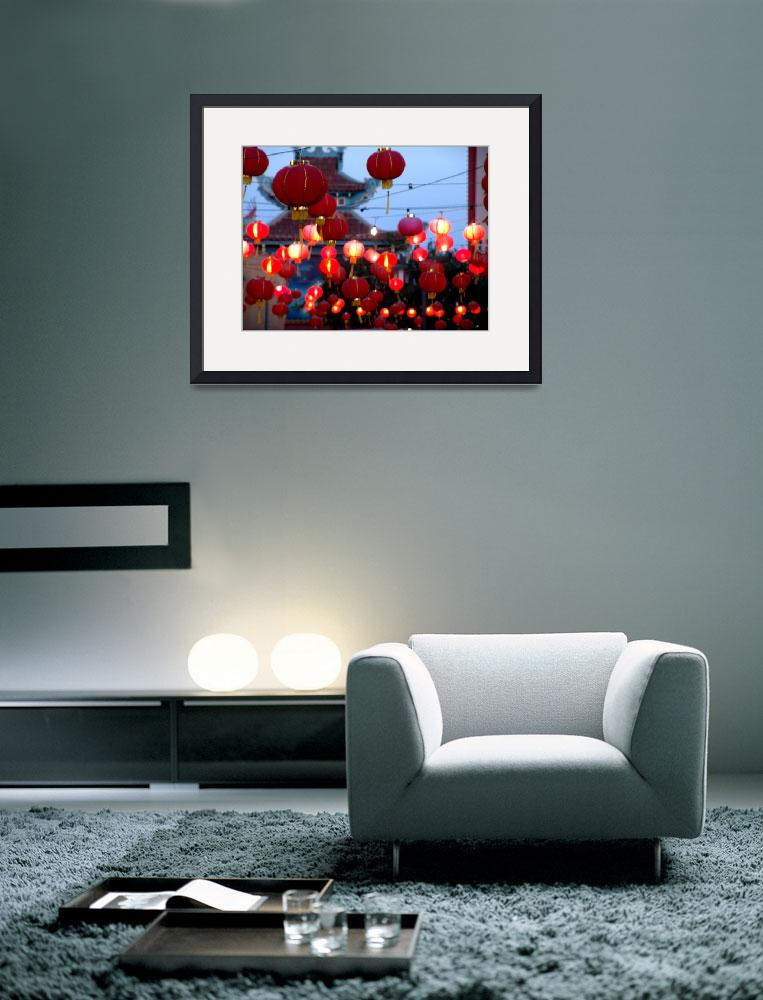"""""""Lanterns&quot  by macula"""