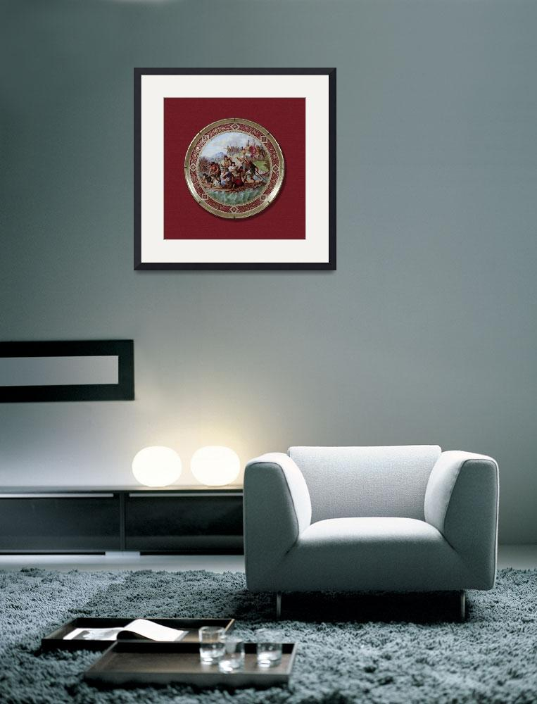 """""""Royal Vienna Charger""""  (2005) by GalleryFinds"""