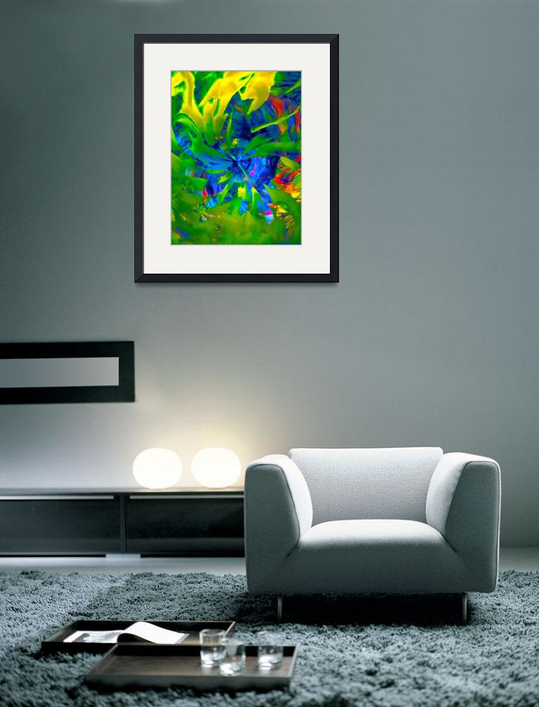 """""""Oasis&quot  (2011) by tgrgalleries"""