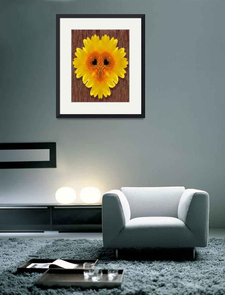 """""""Sunny Face&quot  (2007) by LunarImage"""