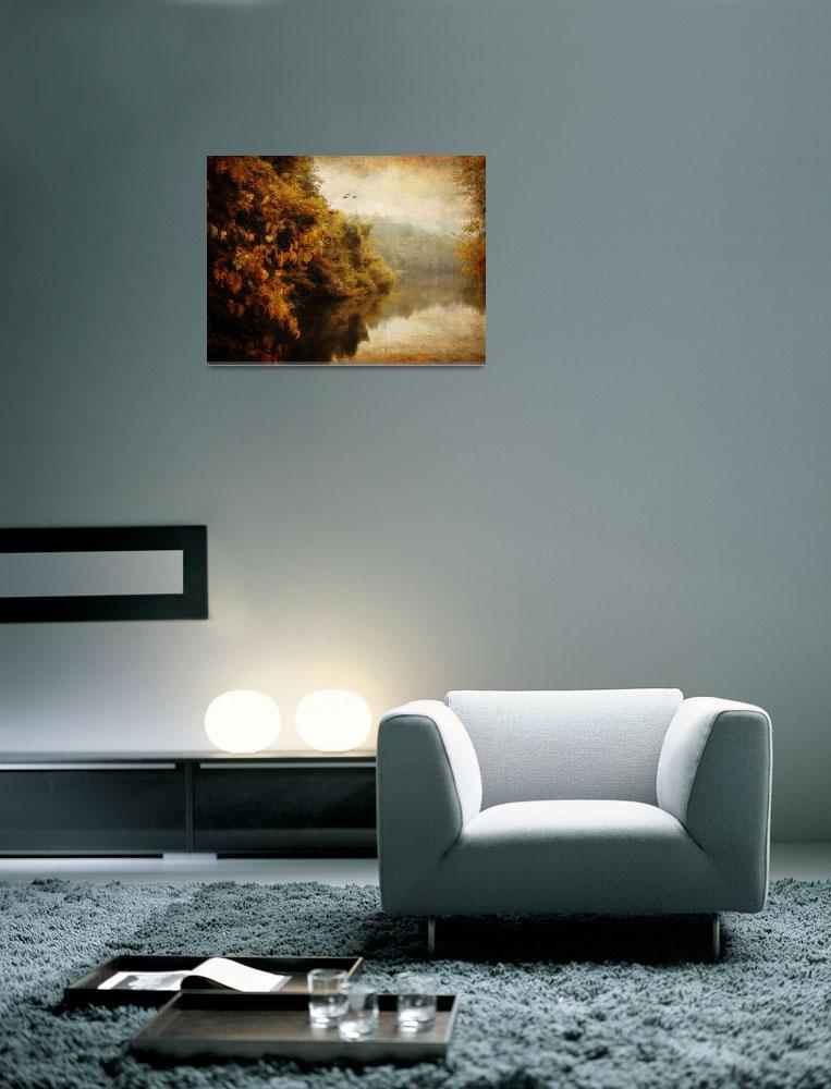 """Autumn Canvas""  (2011) by JessicaJenney"