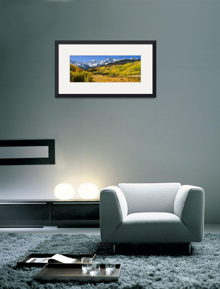 """""""Autumn In The Rockies&quot  by pbk"""