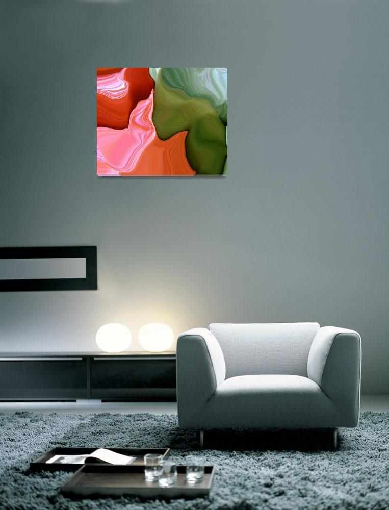 """""""Molden Apples and Oranges poster&quot  (2008) by Chatterbox"""