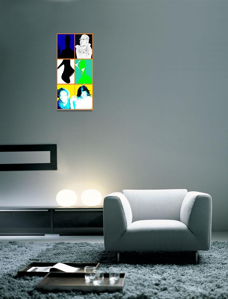 """""""Split Collection&quot  (2009) by DMdesigns"""