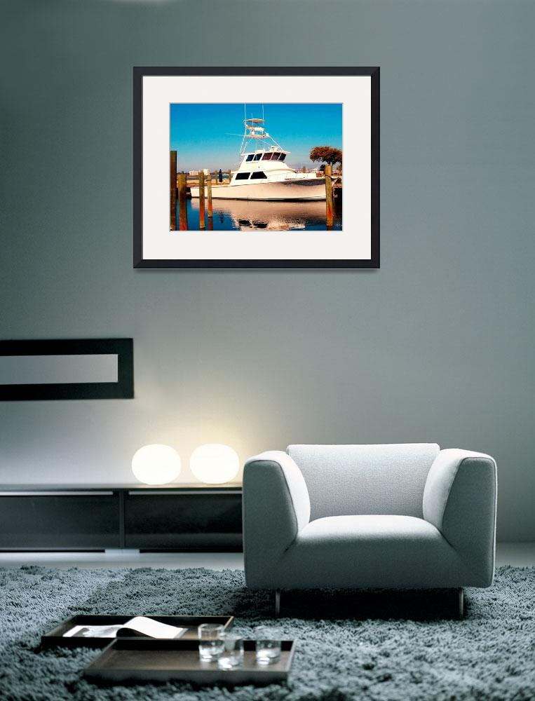 """Luxury yatch""  (2010) by 1kelton"