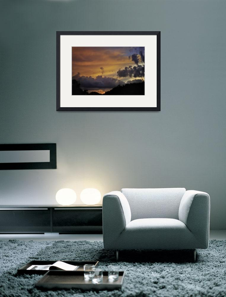 """""""Evening Serenity&quot  (2010) by RCLINEPhotography"""