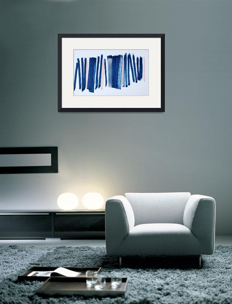 """""""ORL-10323-10-10 Minimalist Painting09-14-06&quot  by Aneri"""