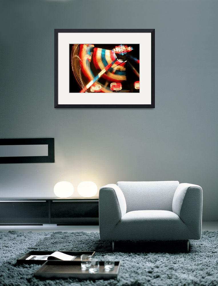 """""""Lights In Motion 1F&quot  (2009) by fantasticplaces"""