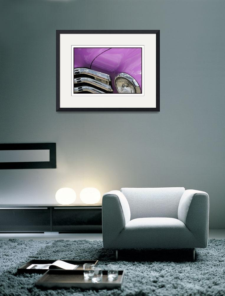 """Classic Car Purple 07.13.07_380""  (2007) by paulhasara"