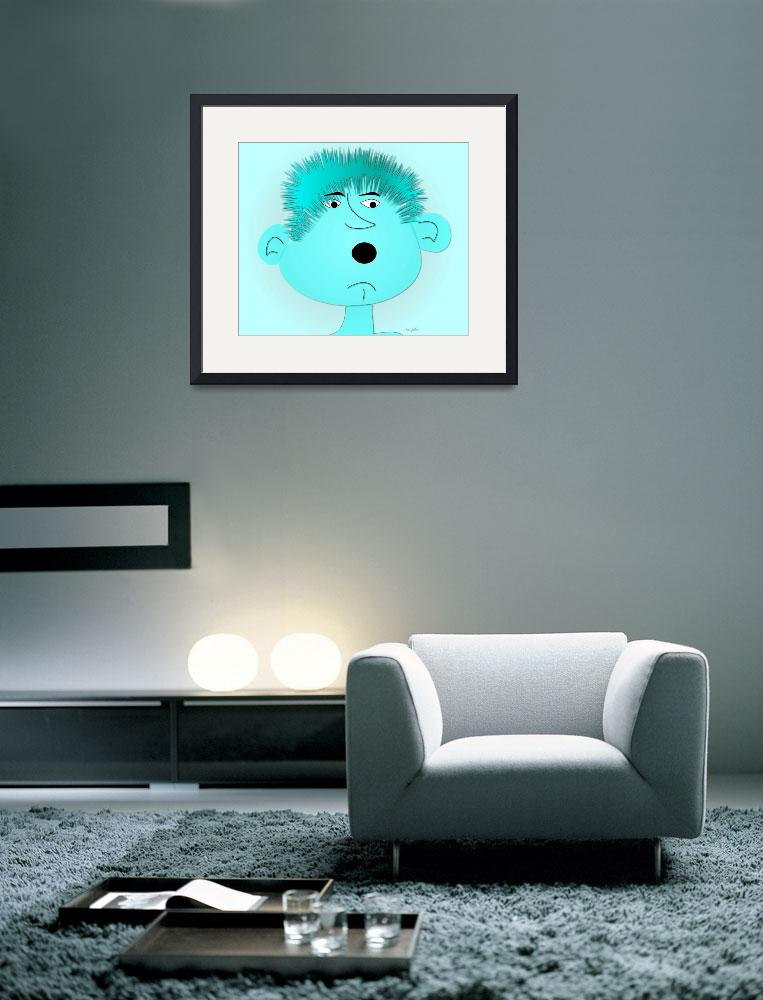 """""""Bob&quot  (2012) by Marionabby"""