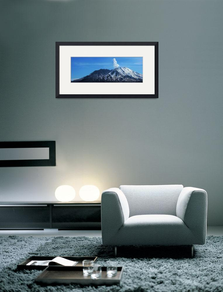 """""""Mt St Helens No 1&quot  (2005) by NWExposures"""