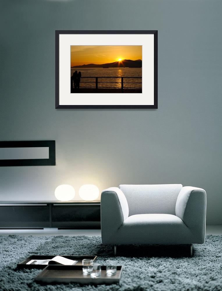 """""""Watching The Sunset""""  (2006) by Proggie"""