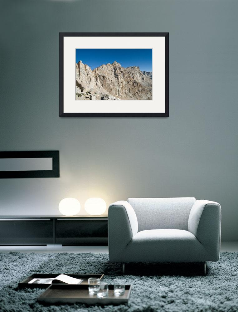 """""""View From 99 Switchbacks, Mt. Whitney Trail&quot  (2009) by 2snares"""