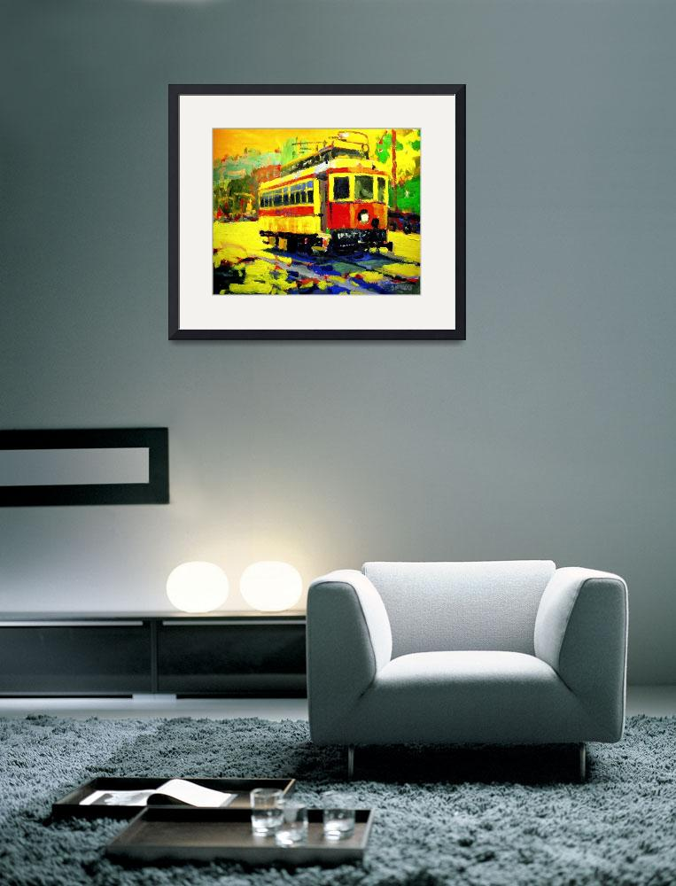 """TROLLEY&quot  (2008) by briansimons"