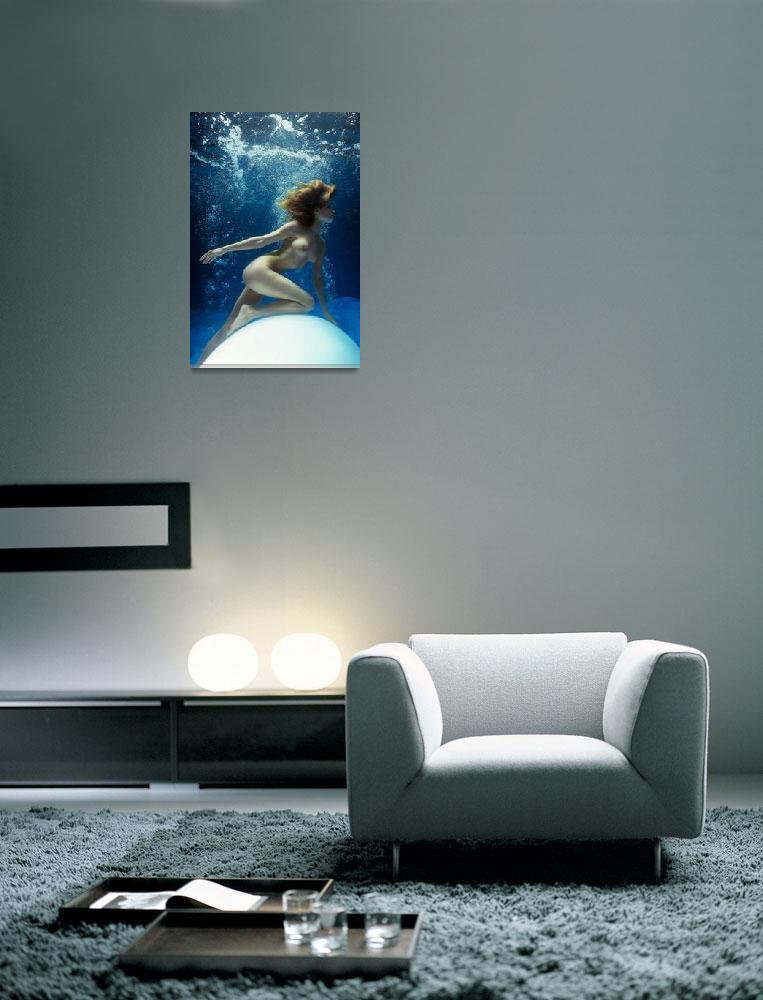 """""""MermaidBubble""""  by DerekBerwin"""