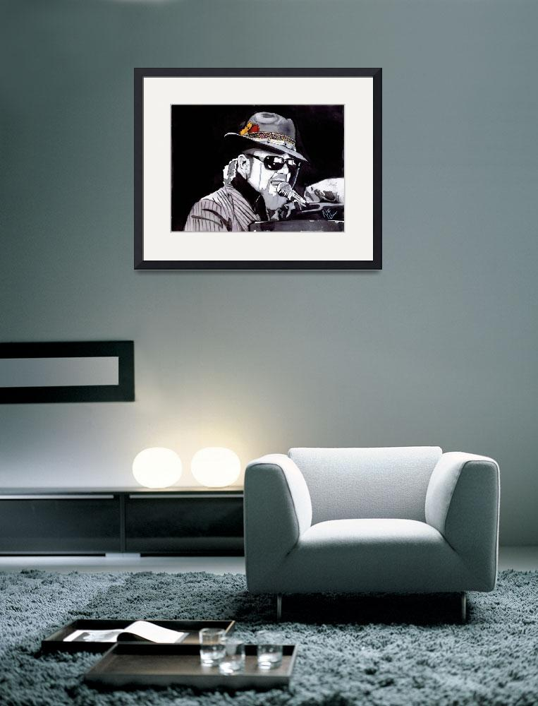 """""""Dr. John&quot  (2012) by NateWilliams"""