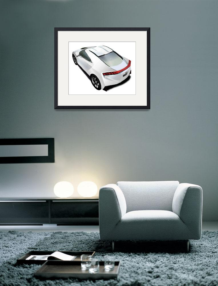 """Toyota Concept Car""  (2008) by LAArtworks"