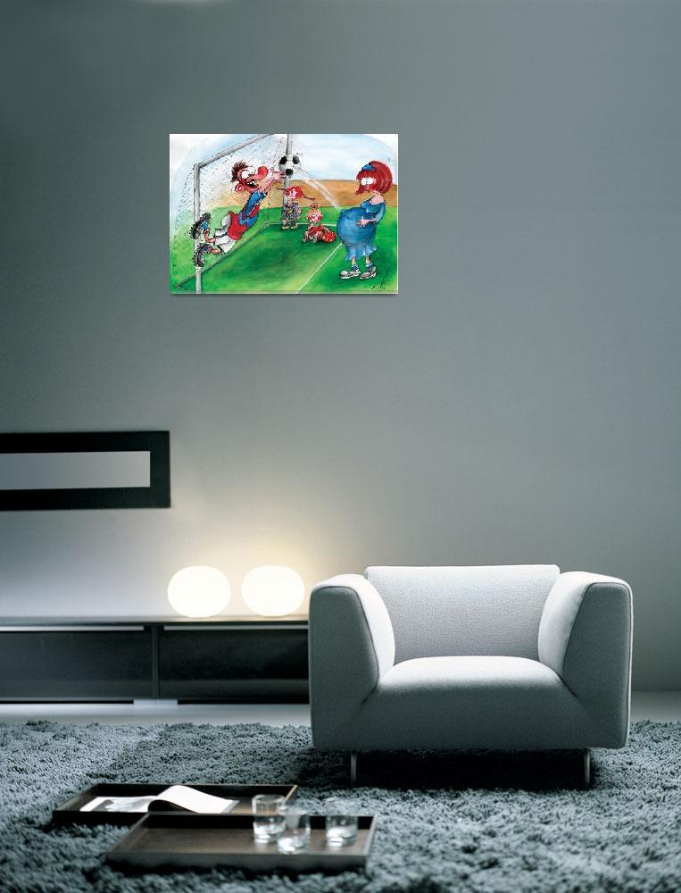 """Football Talent""  by natasa_kostovska"