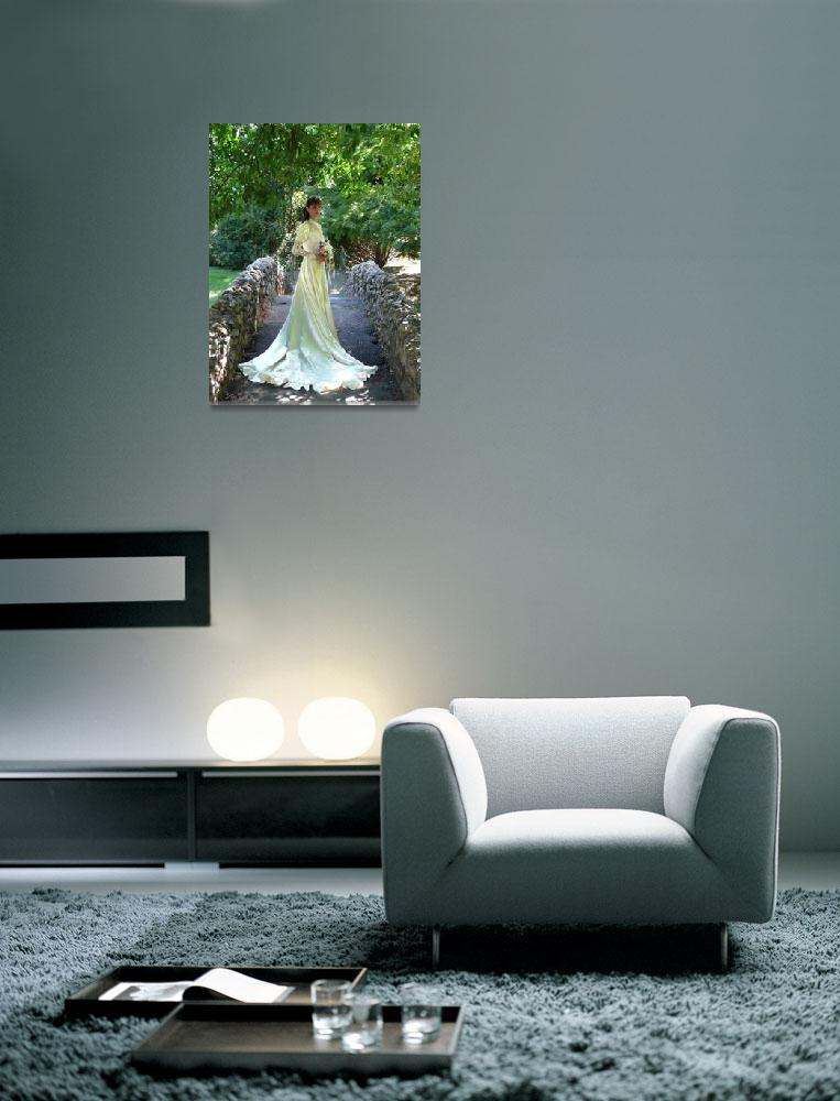 """Portrait Of A Bride 02&quot  (2009) by photographybydonna"