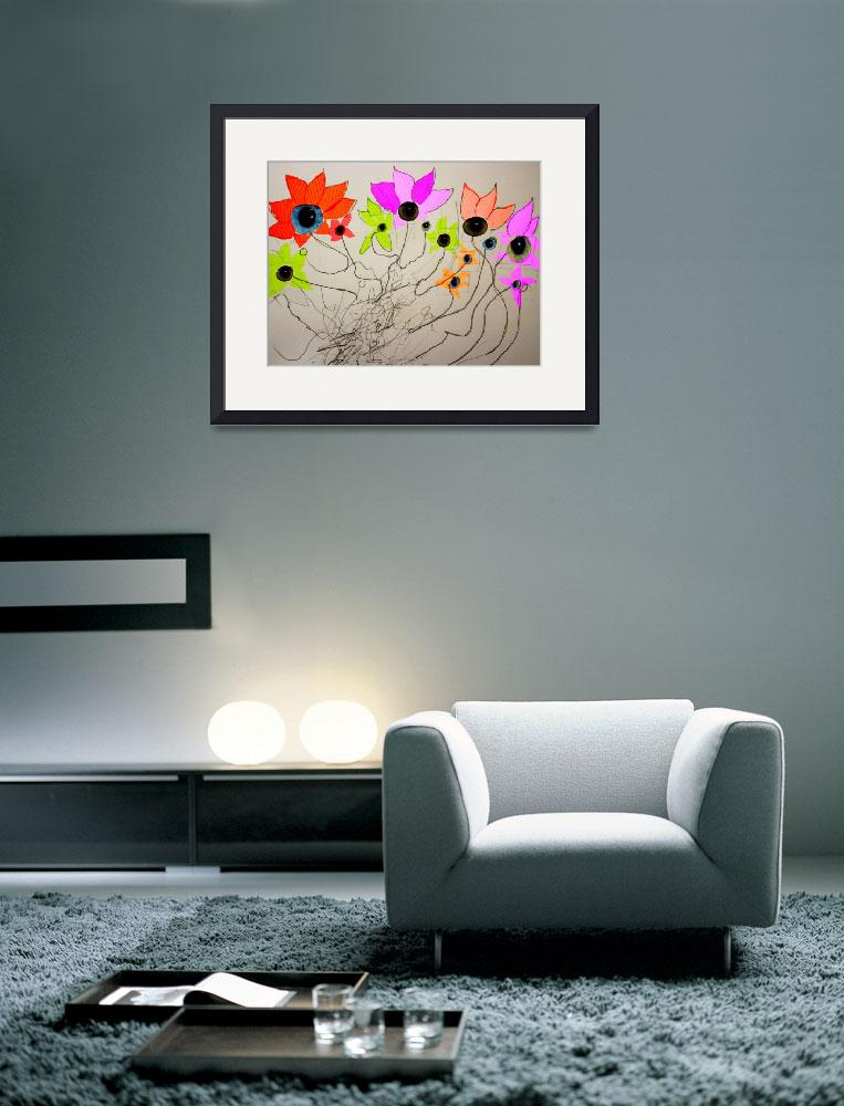 """""""flowers for you""""  by TomerTal"""
