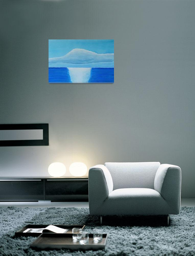 """Grand Bahama Seascape""  by DickSauer"