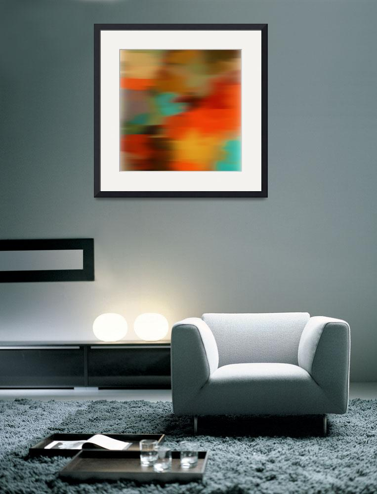 """""""Dreamy Abstract No 3F&quot  by Aneri"""