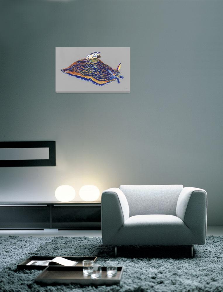 """Nudibranch""  (2006) by airplanesocks"