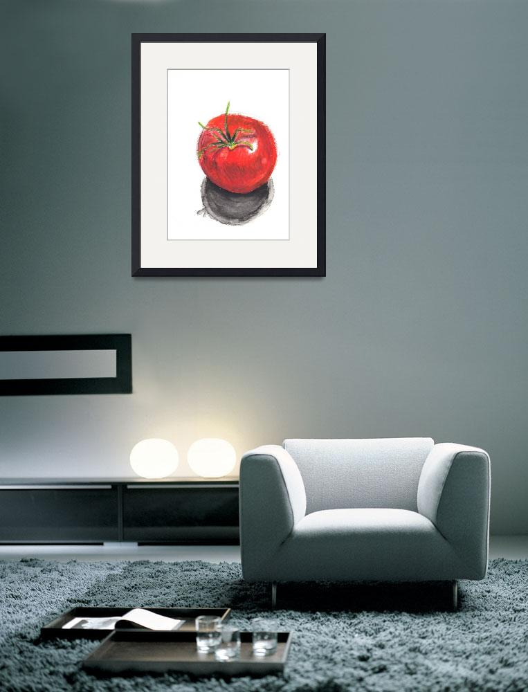 """""""Tomato&quot  (2004) by syllable78"""