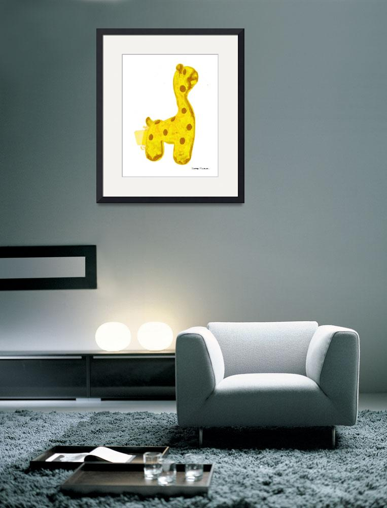 """""""Baby Giraffe&quot  by satre"""