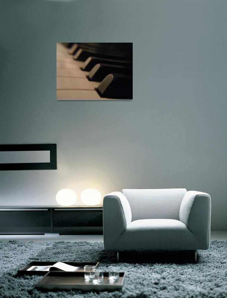 """""""piano&quot  (2008) by mozartme"""