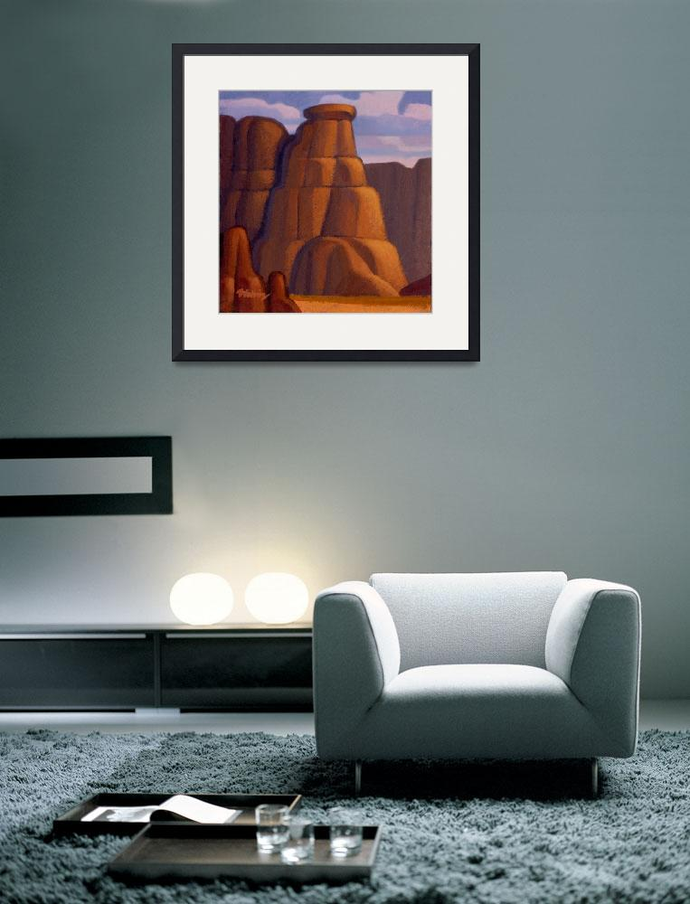 """""""Canyon Sentinel&quot  (2008) by robcolvin"""