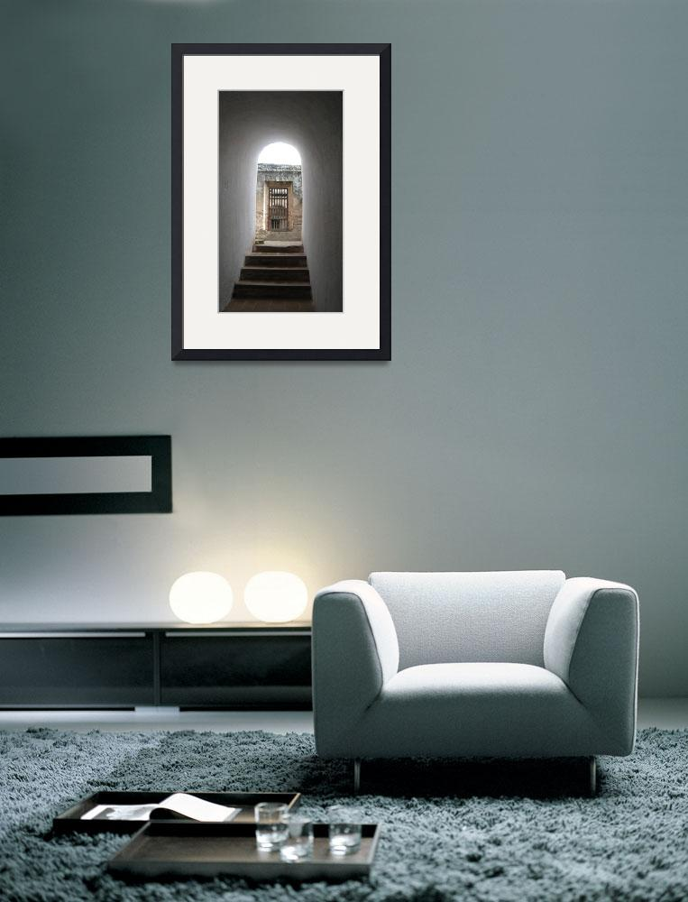"""""""Stairs-Arch-Gate&quot  (2008) by BMRamos"""