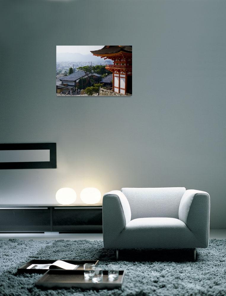 """Kiyomizu-dera""  (2008) by pattullo"