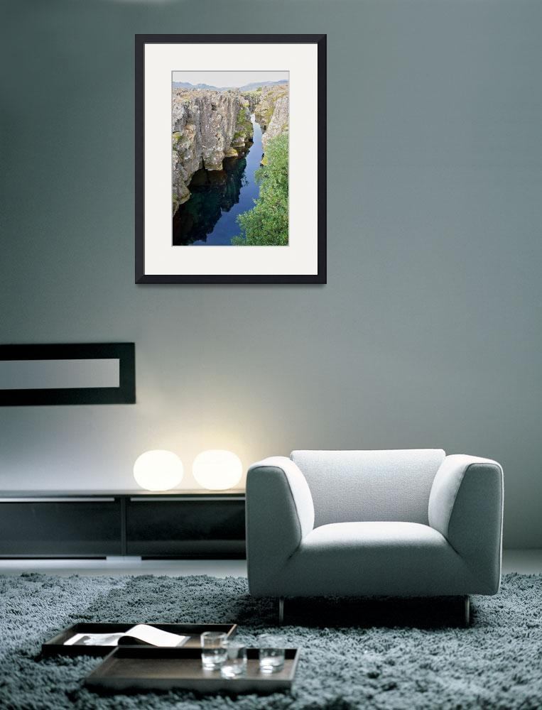 """""""Thingvellir National Park&quot  (2010) by ericalee"""