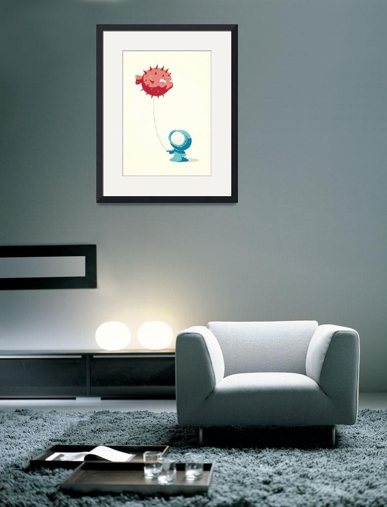 """""""Balloon&quot  (2012) by freeminds"""