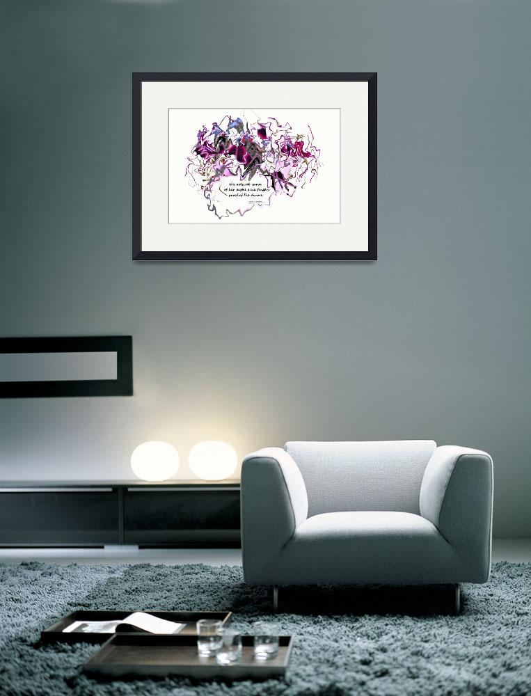 """""""The Delicate Curve, Zen photographic illustration&quot  by w3imagery"""