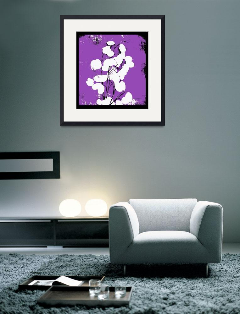 """Purple Money&quot  (2008) by HerbDickinson"