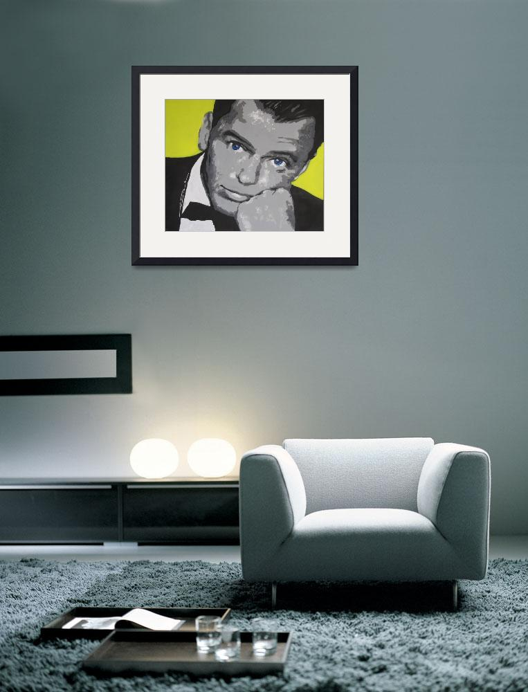 """""""Frank Sinatra&quot  (2009) by EricDee"""