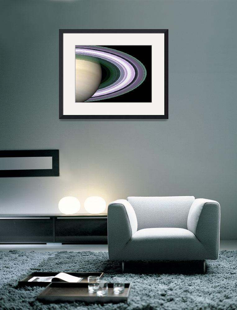 """""""Saturns Rings&quot  by stocktrekimages"""