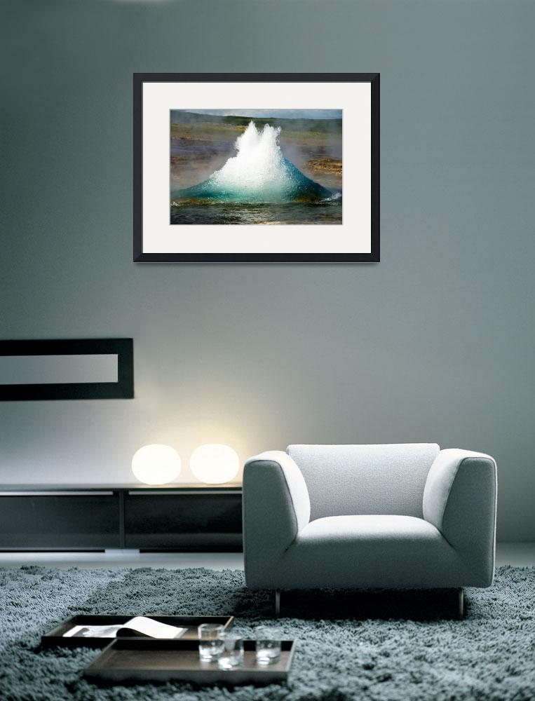 """""""Strokkur #2&quot  (2009) by falconcreations"""