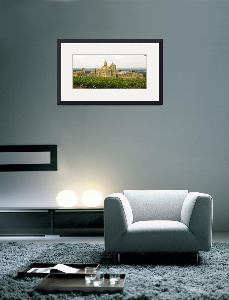 """""""The Monastery of Santa Maria de Poblet, Spain&quot  by CookePhoto"""