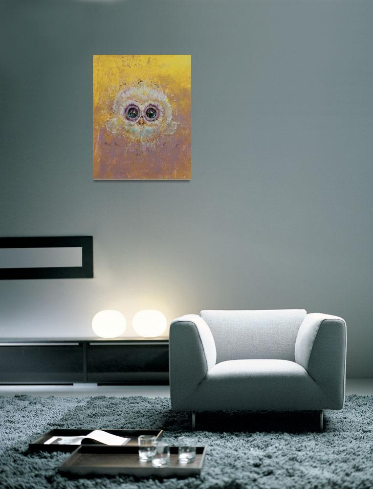 """""""Hoot&quot  by creese"""