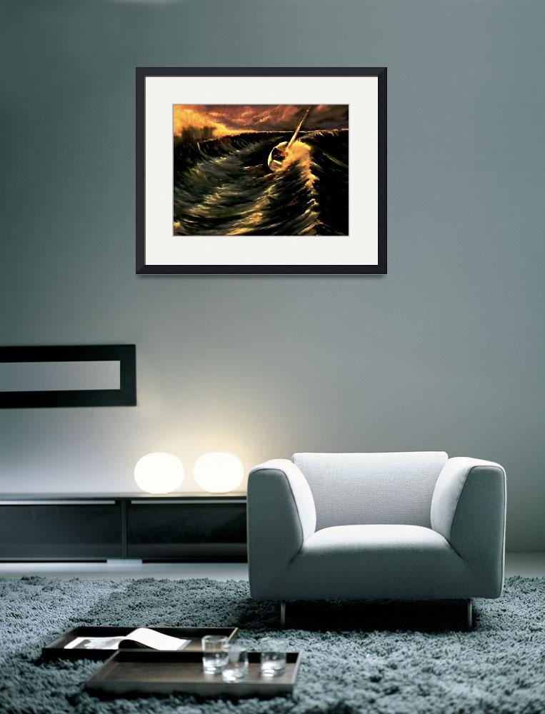 """""""Waves Collection by Belmont ArtWork&quot  (2007) by Joe_Belmont"""