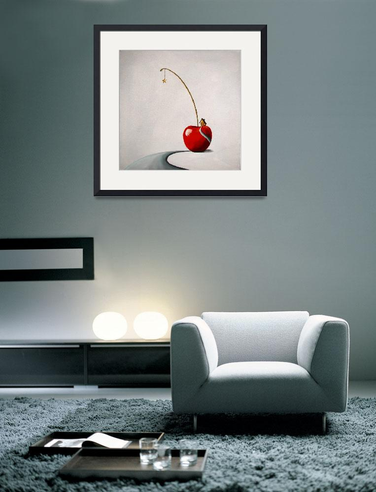 """""""Little House on the Cherry&quot  (2011) by c"""