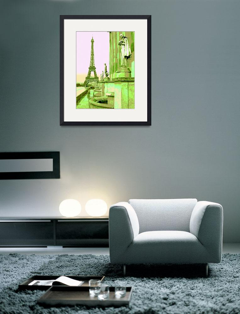 """""""Eiffel Tower""""  by jclaire"""